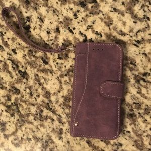 iPhone OS wallet case! In brand new condition.